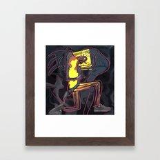 Mupluktu, God of Hypebeasts Framed Art Print