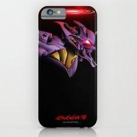 Evangelion Unit 01 - Reb… iPhone 6 Slim Case