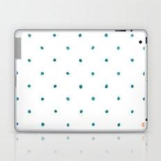 Dots Ahoy Laptop & iPad Skin