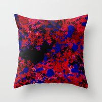 One Tree Two Tree Throw Pillow