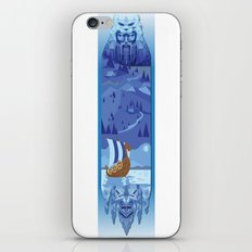 A Viking History iPhone & iPod Skin