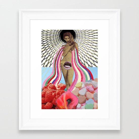 V&S Framed Art Print