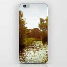 Inclination to Roam iPhone & iPod Skin