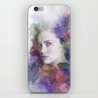 Lydia Martin iPhone & iPod Skin