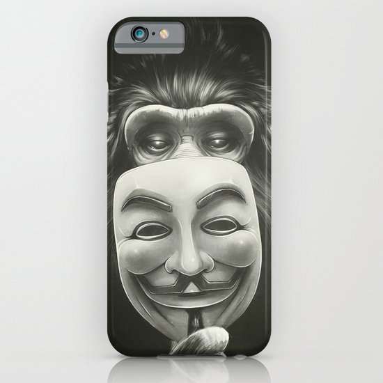 Anonymous iPhone & iPod Case