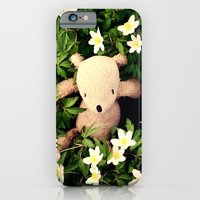 iPhone & iPod Case featuring Yeah, Spring flowers by Palin