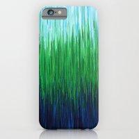 :: Sea Grass :: iPhone 6 Slim Case