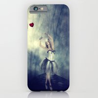 Forever chasing love iPhone 6 Slim Case