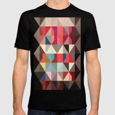 color story - frame of mind Black Mens Fitted Tee SMALL