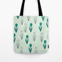 Tulips 03 Tote Bag