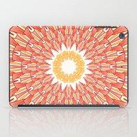 Spring Red iPad Case