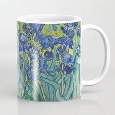 Irises By Vincent Van Go… Mug