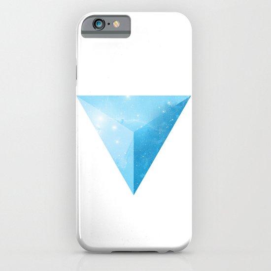 cosmic triangle iPhone & iPod Case