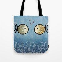 Fish Tote Bag
