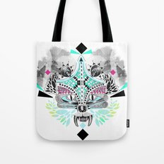 Undefined creature Tote Bag