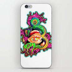 SnakeEyes iPhone & iPod Skin