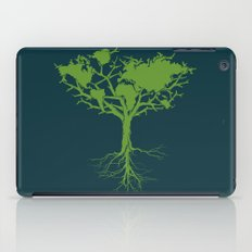 Earth Tree iPad Case