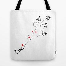 Love letter Tote Bag
