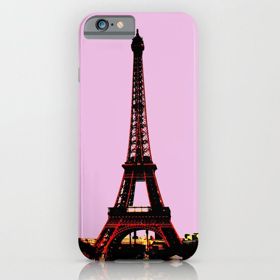 paris. iPhone & iPod Case