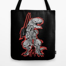 Metal Gear T.REX Tote Bag