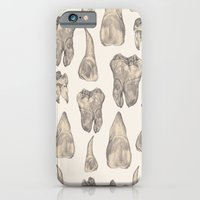 Teeth iPhone 6 Slim Case