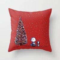 Merry Christmas Charlie … Throw Pillow
