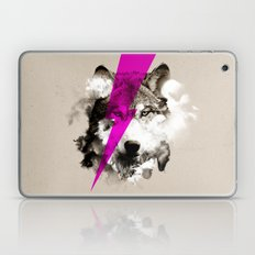 Wolf Rocks Laptop & iPad Skin