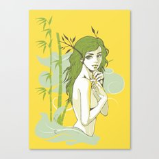 The Strong and The Beautiful Canvas Print