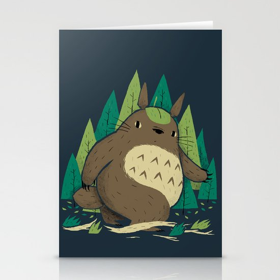 torofoot Stationery Card