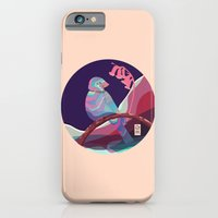 iPhone & iPod Case featuring bird in colors by Shizen.ae
