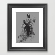 Divine Framed Art Print