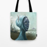 Archaeology of Dreams Tote Bag