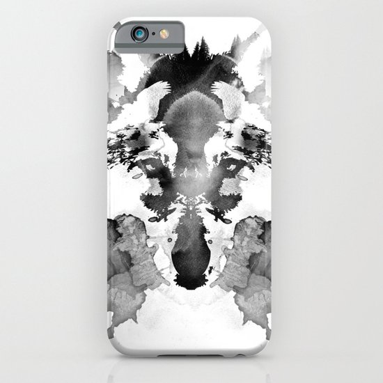 Rorschach iPhone & iPod Case