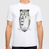 It's Winter, Bitch! Mens Fitted Tee Ash Grey SMALL