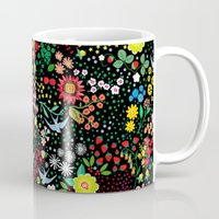 Summer Rhapsody Pattern Mug