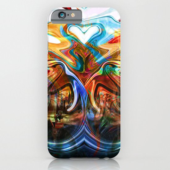 liquified space iPhone & iPod Case