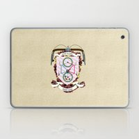 Love to Ride My Fixed Gear Bike Laptop & iPad Skin
