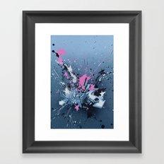 All Directions - The Fan… Framed Art Print