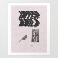Interbuild III Art Print