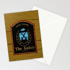 The Jockey - Shameless Stationery Cards