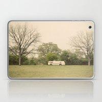 lost in the trees::austin Laptop & iPad Skin