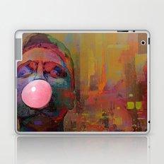 bubble gum  boy Laptop & iPad Skin