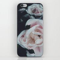Vintage Flowers iPhone & iPod Skin