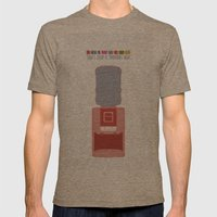 Essence Of Gawker Mens Fitted Tee Tri-Coffee SMALL