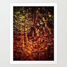 Blade Runner Dream Art Print
