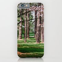 Pathway To The Woods iPhone 6 Slim Case