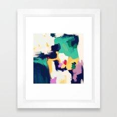 Caterina Framed Art Print