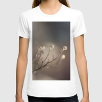 A Winter's Promise Womens Fitted Tee White SMALL