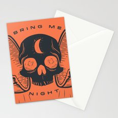 Kill the Sun, Bring Me Night Stationery Cards
