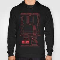 Entertainment System (da… Hoody